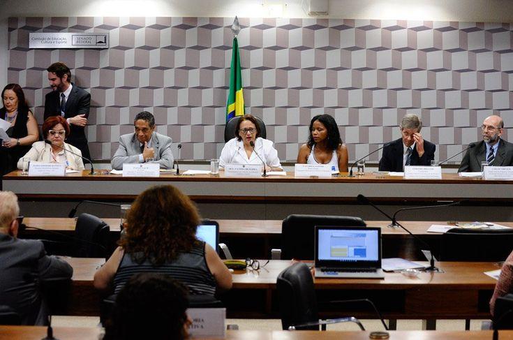 A educação de jovens e adultos no Brasil precisa ser acelerada para viabilizar a inclusão social e o desenvolvimento do país. Esta foi uma das principais conclusões da a udiência pública realizada na Comissão de Educação, Cultura e Esporte (CE), nesta quinta-feira (10).O entendimento comum entre os debatedores foi de que, a despeito dos avanços em escolaridade nas últimas décadas, o país precisar avançar no processo de educação de jovens e adultos para ser capaz de atender as exigências da…
