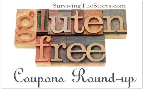 Gluten Free Coupons - this one's for you, @Angie Wimberly Wimberly Wimberly Wimberly Wimberly Caswell!