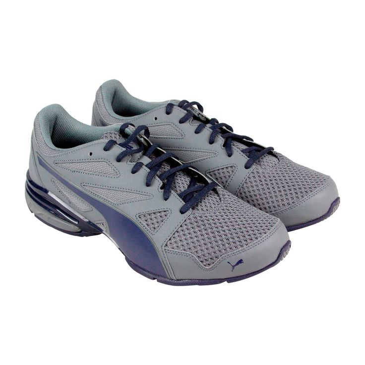 Puma Tazon Modern V2 Fm Mens Gray Mesh & synthetic Athletic Training Shoes
