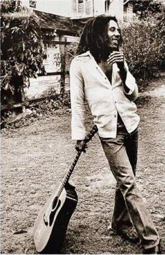 Marley --- love love love his music and him!