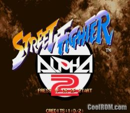 Street Fighter Alpha 2 ROM Download for CPS2 - CoolROM.com