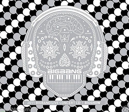 BIGBANG - 2011 BIGBANG Live Concert CD [BIG SHOW] + GIFT