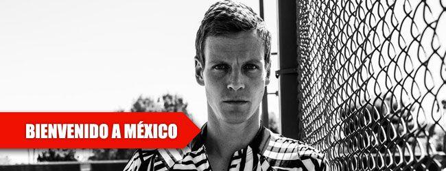 Tomas Berdych debuta en suelo mexicano en el ATP 250 Abierto de Los Cabos, donde el cañonero Ivo Karlovic intentará refrendar la corona, mientras que el estadounidense Sam Querrey buscará el doblete del Pacífico Mexicano de Acapulco y Los Cabos.
