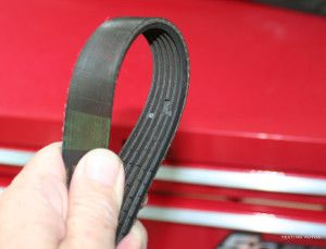 When a drive belt should be replaced in your car - Testing Autos | Testing Autos