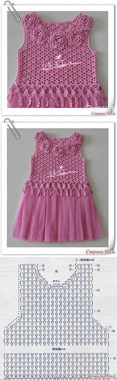 "Топик: Дневник группы ""Вяжем вместе он-лайн"" - Страна Мам [] # # #Crochet #Clothes, # #Dresses, # #Love #This, # #Dress, # #Crochet #Patterns, # #Kids, # #Knitting, # #Crochet, # #Shirts"