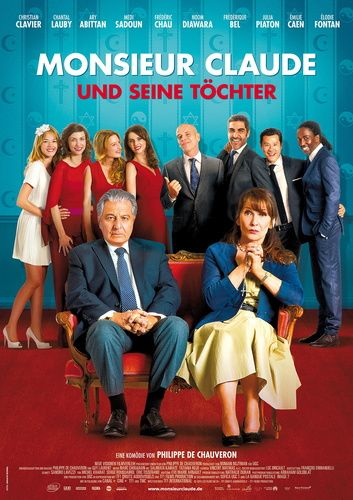 Monsieur Claude und seine Töchter Film 2014 · Trailer · Kritik · KINO.de German language dubbed but no English subtitles - so disappointing