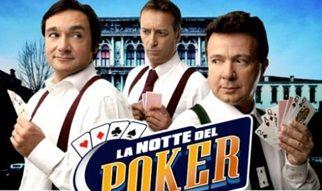 La Notte del Poker si ferma alla settima edizione