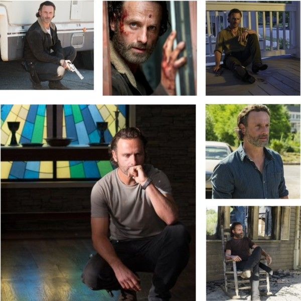 #TWD #TheWalkingDead #Zombie #Apocalypse #Walkers #Survivors #PostapocalypticWorld #RickGrimes #AndrewLincoln #Rick #Grimes #Andrew #Lincoln #Coma #Leader #Sher...