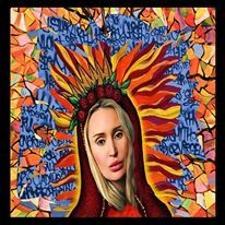 """Title: """" mothermonica in flames """" (2015)"""
