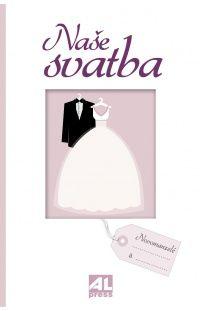 #alpress #knihy #album #svatba