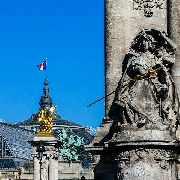 Paris, je t'aime. Toujours. Partout.