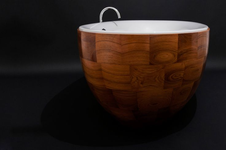 SzostakJohn Bathroom, Bath Tubs, Dreams House, Beautiful Bath, Amazing Bathtubs, Teak Bathtubs, Etsy Finding, Wooden Tubs, Freestanding Bath