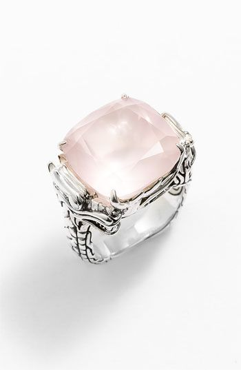 Silver Rose Quartz by John Hardy..nordstrom