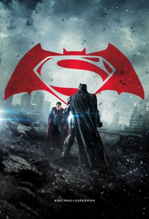 Ben Affleck, Henry Cavill and Gal Gadot in Batman v Superman: Dawn of Justice (2016)