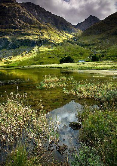 Glencoe Scotland. - (explore your biking wanderlust on www.motorcyclescotland.com)