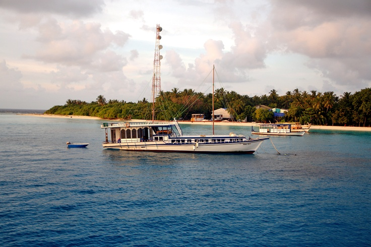 Safariboat Maledives
