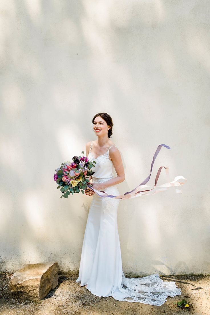 Elegance and a stunner gown