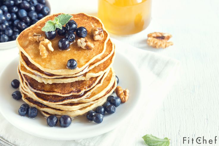 FitChef high protein pancakes recipe. Recipe can be found here > http://www.fitchef.co.za/fitchef-high-protein-pancakes/