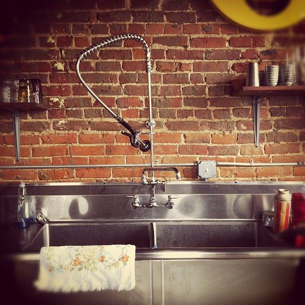 Looking To Re Purpose A Commercial Sink Just Like This