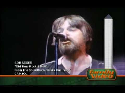 Bob Seger - Old Time Rock n Roll - The Distance Tour 1983