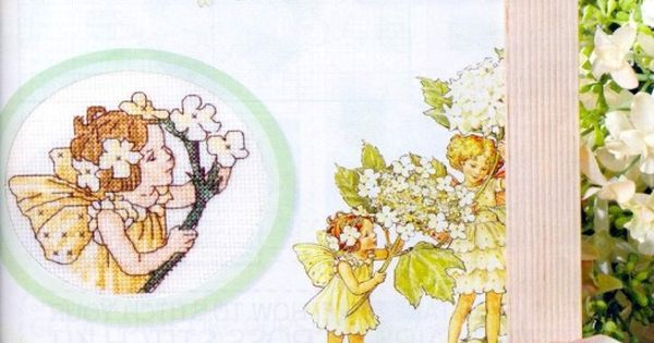 The Guelder Rose Fairy The World of Cross Stitching Issue 128 September 2007  Saved