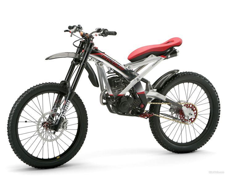 The future of dirt bikes.