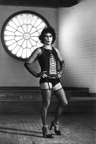 Dr Frank n Furter ~ The Rocky Horror Picture Show (1975)