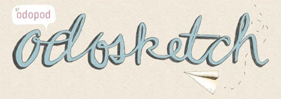 Odosketch is an online drawing tool - you don't need to be an artist to create art and have fun