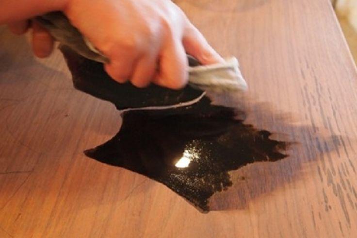 les 45 meilleures images propos de teinture pour bois sur pinterest teindre bois fils et ps. Black Bedroom Furniture Sets. Home Design Ideas
