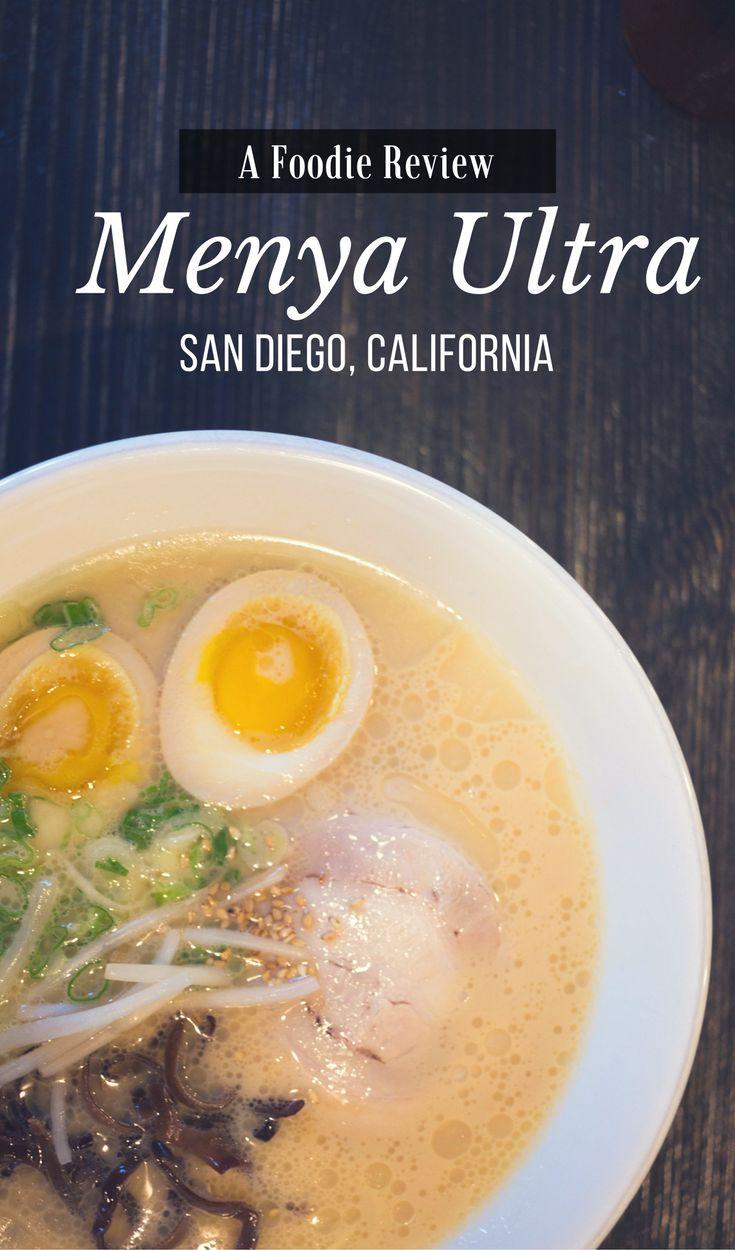 New Arrival Menya Ultra Might Be San Diego's Best Ramen ...