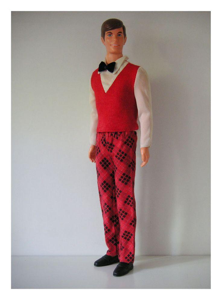 1972 Ken & Brad - Best Buy Fashions (Sears) #7871