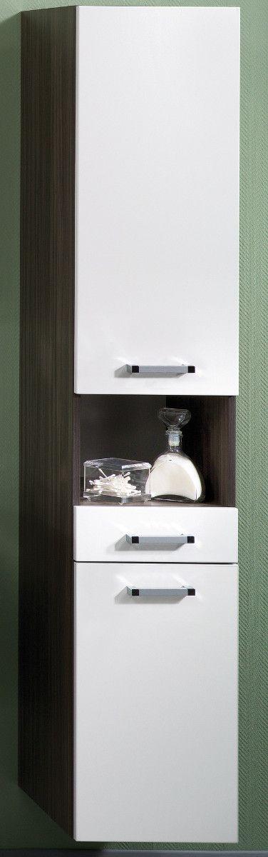 Die besten 25+ Hochschrank weiß Ideen auf Pinterest Hochschrank - badezimmer hochschrank 60 cm breit