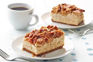 Apple-Pecan Cheesecake recipe...I make this every Thanksgiving for my family and I love it!!!!!