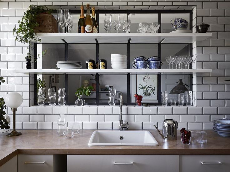 Glass Partition At Its Best   Via Coco Lapine Design Blog