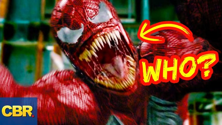 10 Actors Who SHOULD Play Carnage In The Venom Movie