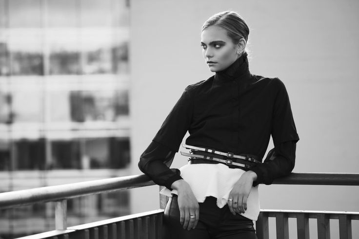 Photographer: Fotografine Model: Jorunn Elnes  Mua/Stylist: Charlotte Wold Jorgensen