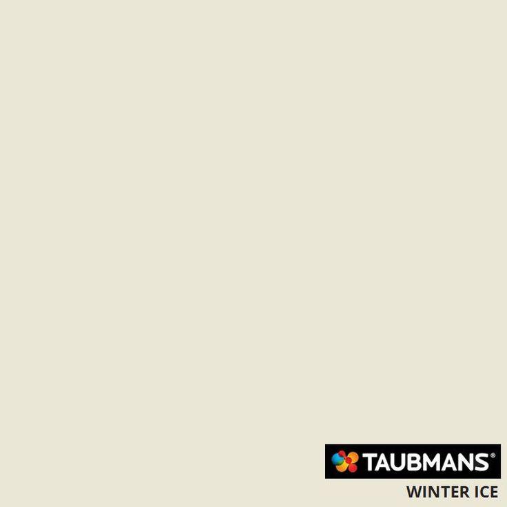 #Taubmanscolour #winterice