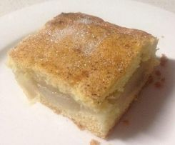 Thermo Apple Slice with Biscuit pastry