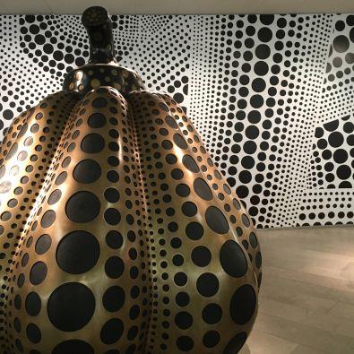 Yoyoi Kusama, Moderna Museet