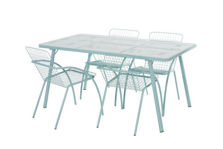 Varax Tuuli Ulkokalustesetti - Varax Tuuli Utemöbelgrupp - Varax Tuuli Outdoor Furniture