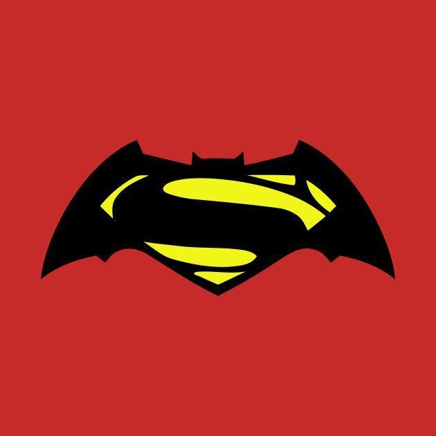 Check Out This Awesome Batman Vs Superman Logo Design On Teepublic Superman Logo Art Batman Vs Superman Logo Batman