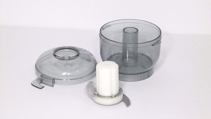 Sunbeam Oskar Jr Mini Chopper/Food Processor Replacement Bowl Lid & Blade #Sunbeam