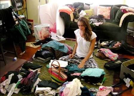 Do's and Don'ts of Study Abroad Packing How I feel every time