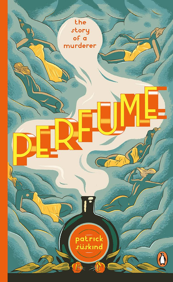 Penguin Book Cover Paintings : Penguin essentials its nice that perfume cov books