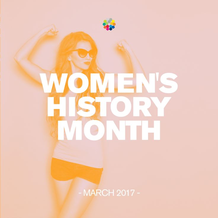 Women's History Month honours those who fought inequality. #WomensHistoryMonth  March 2017 - Womens History Month
