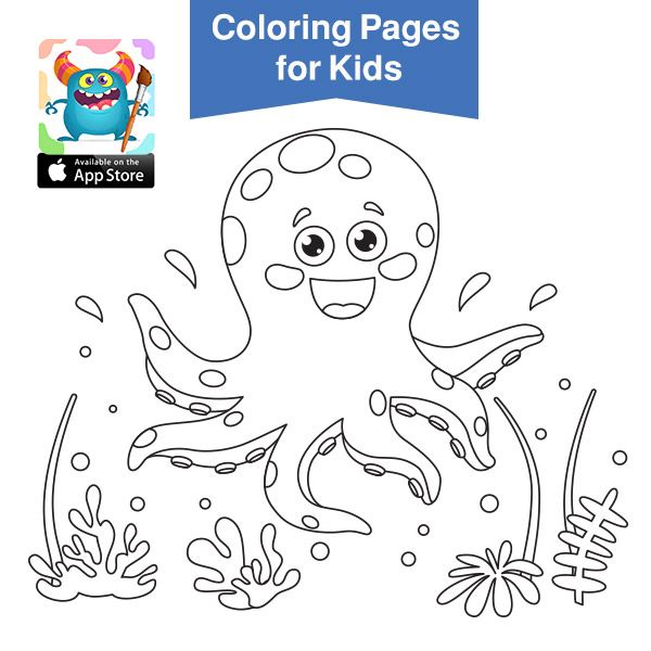 صور حيوانات للتلوين رسومات اطفال رسومات حيوانات الغابه للتلوين بالعربي نتعلم Coloring Pages For Kids Animal Coloring Pages Coloring Pages