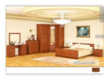 Спальня Даллас - ### Интернет-магазин ### Мебель Запорожья