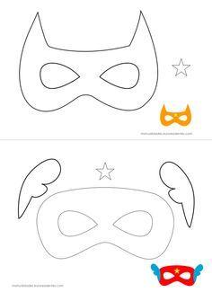 Máscaras para imprimir                                                                                                                                                                                 Mais