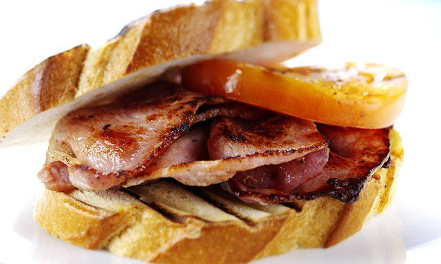 WHAT A JOKE.Now they even want to BAN bacon sarnies writes RICHARD LITTLEJOHN
