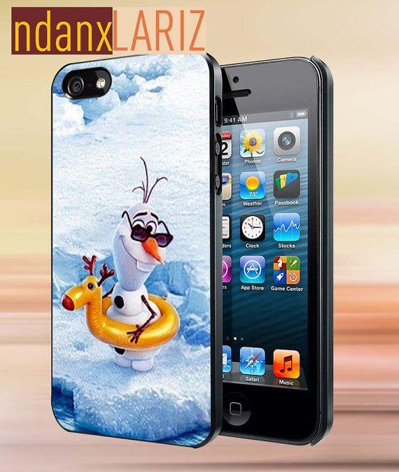 olaf frozen disney iPhone 4/4s/5/5s/5c Case by NdanxlariZ, $15.00